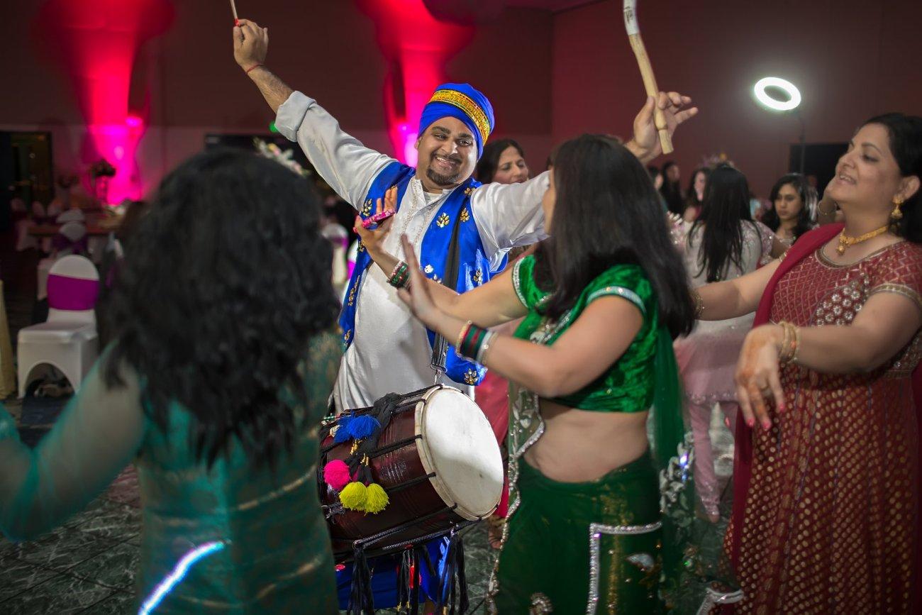 S1-1-1239 Sheetal + Guru   Hindu Indian Wedding Photos   South Florida