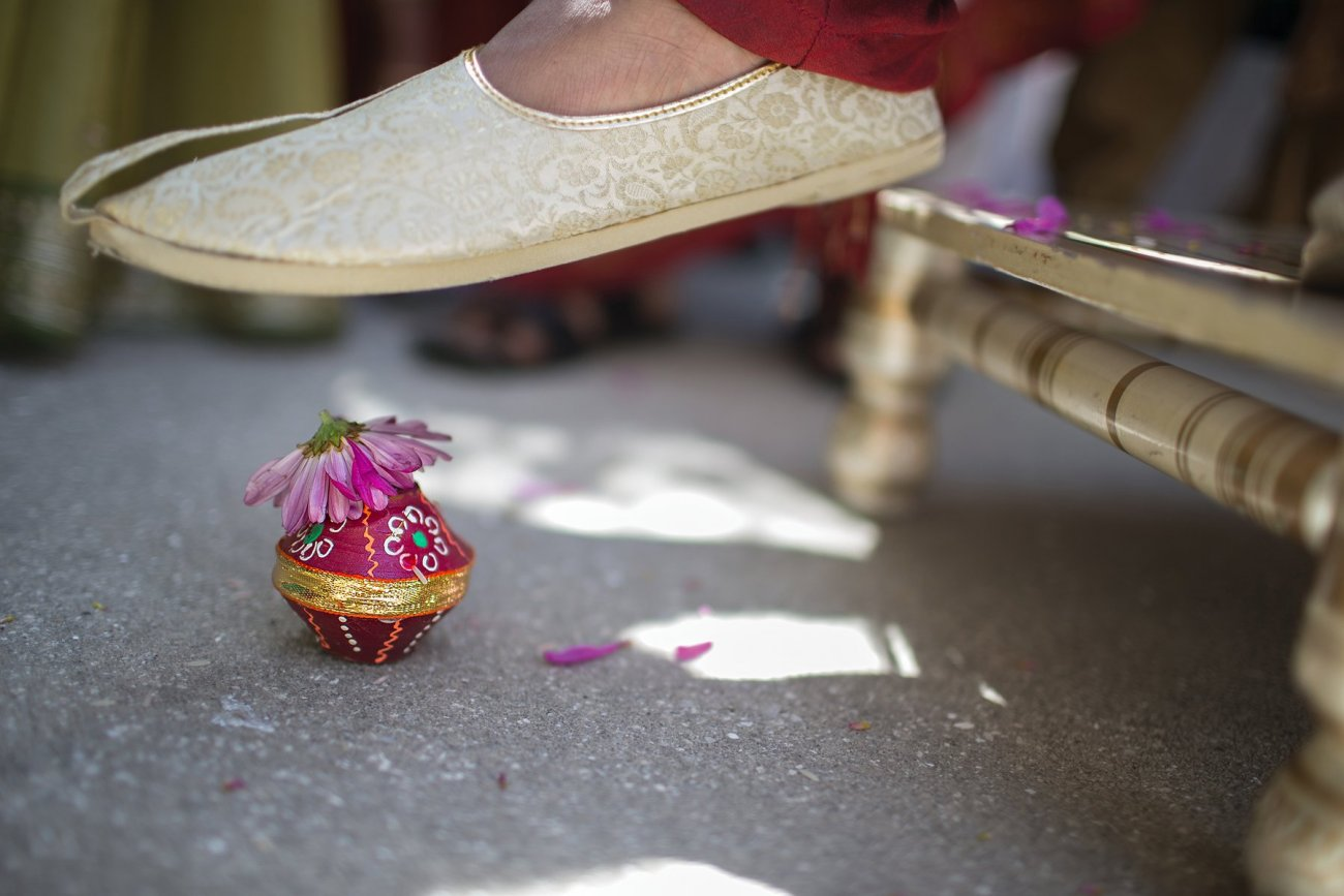 S1-1-1381 Sheetal + Guru | Hindu Indian Wedding Photos | South Florida