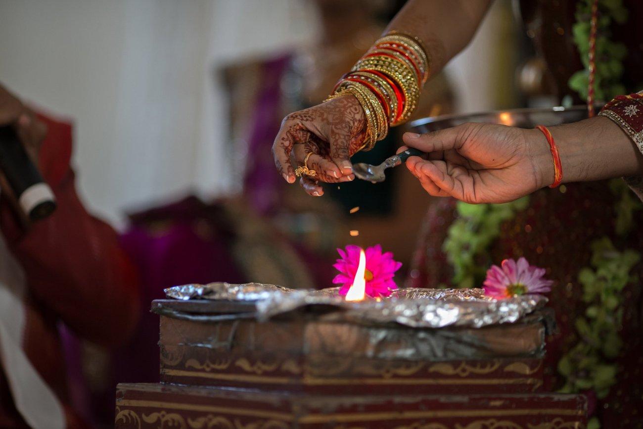 S1-1-1405 Sheetal + Guru   Hindu Indian Wedding Photos   South Florida