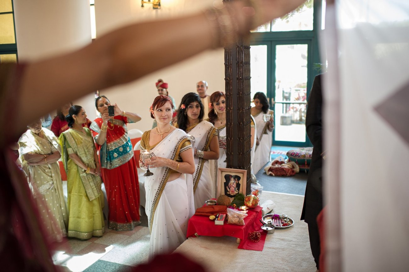 S1-1-496 Sheetal + Guru | Hindu Indian Wedding Photos | South Florida