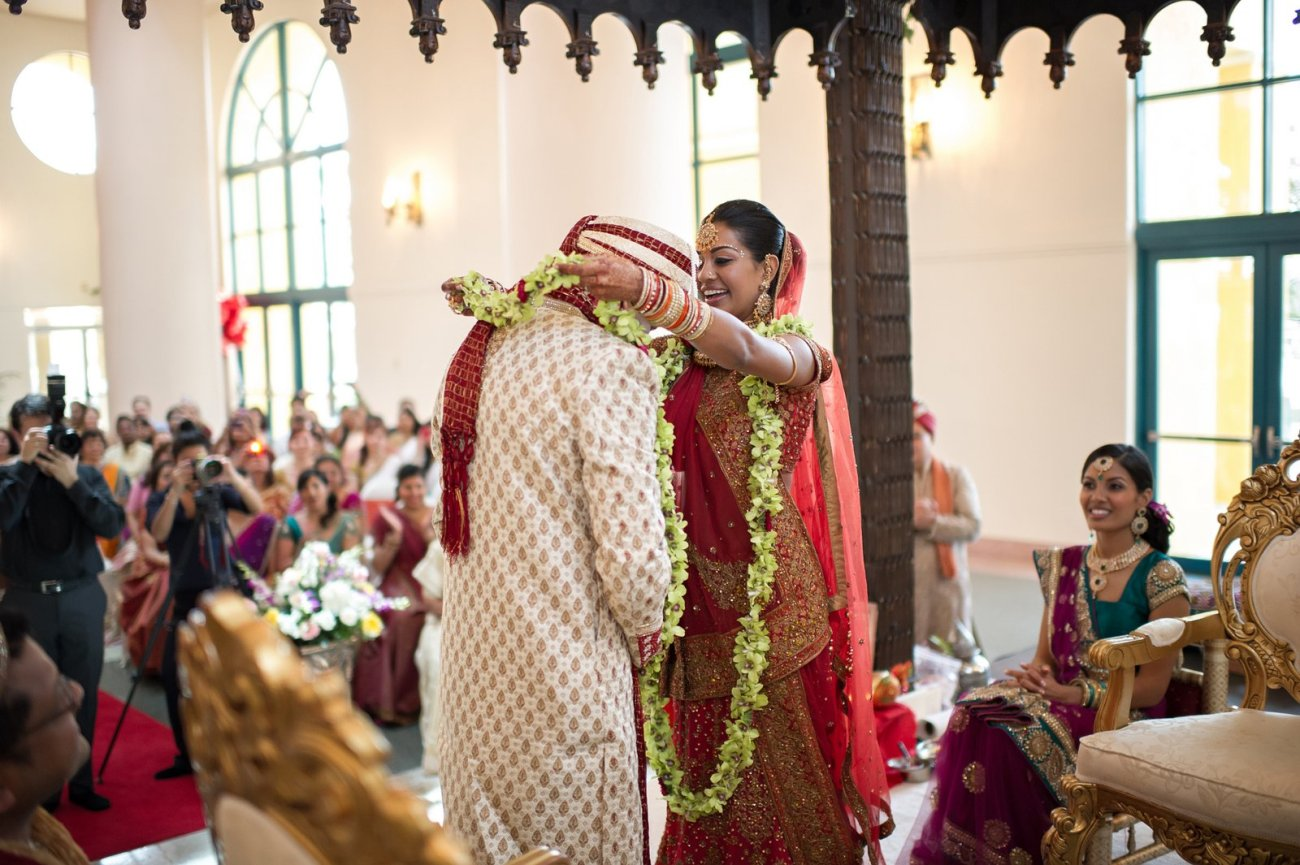 S1-1-517 Sheetal + Guru | Hindu Indian Wedding Photos | South Florida