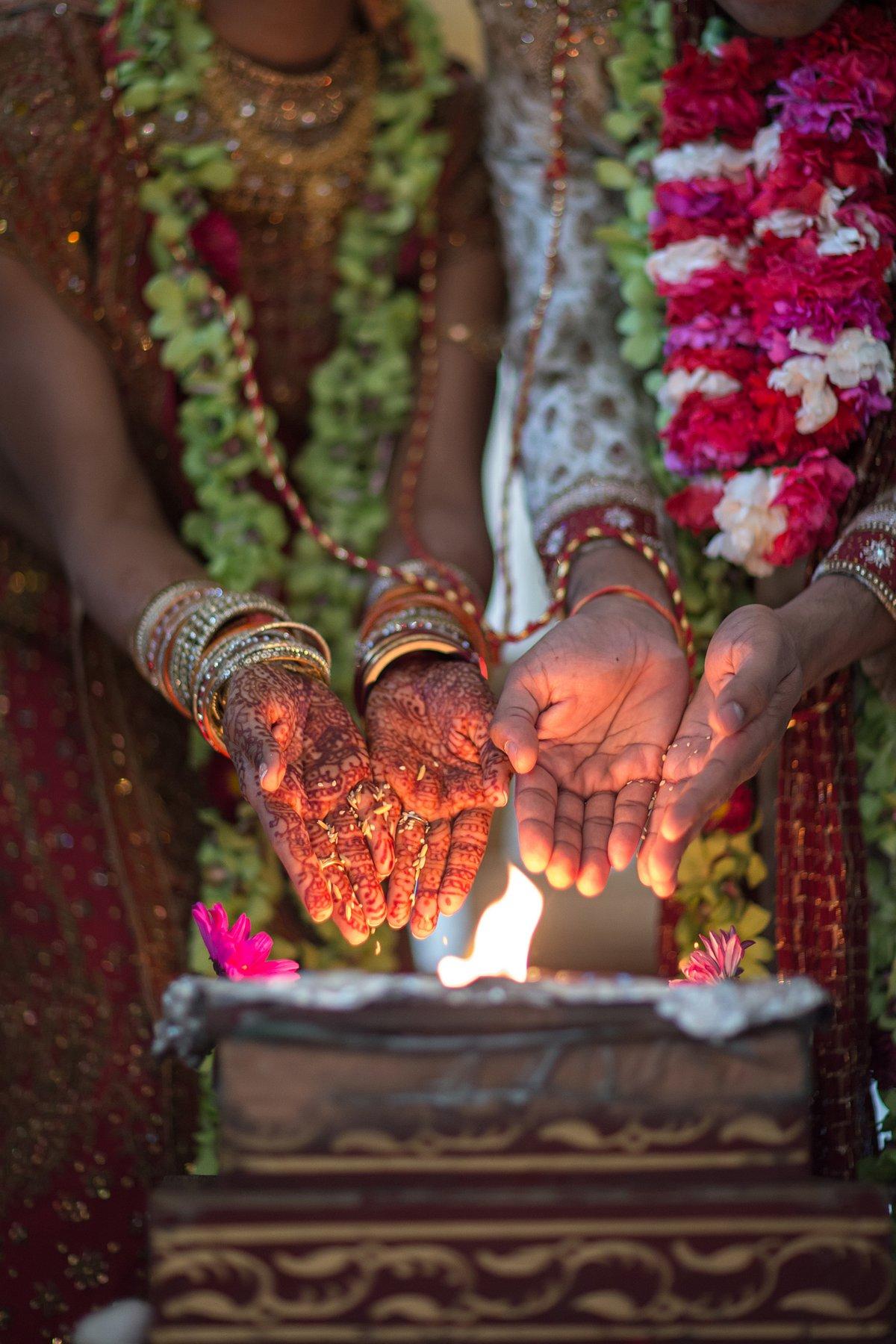 S1-1-635 Sheetal + Guru   Hindu Indian Wedding Photos   South Florida