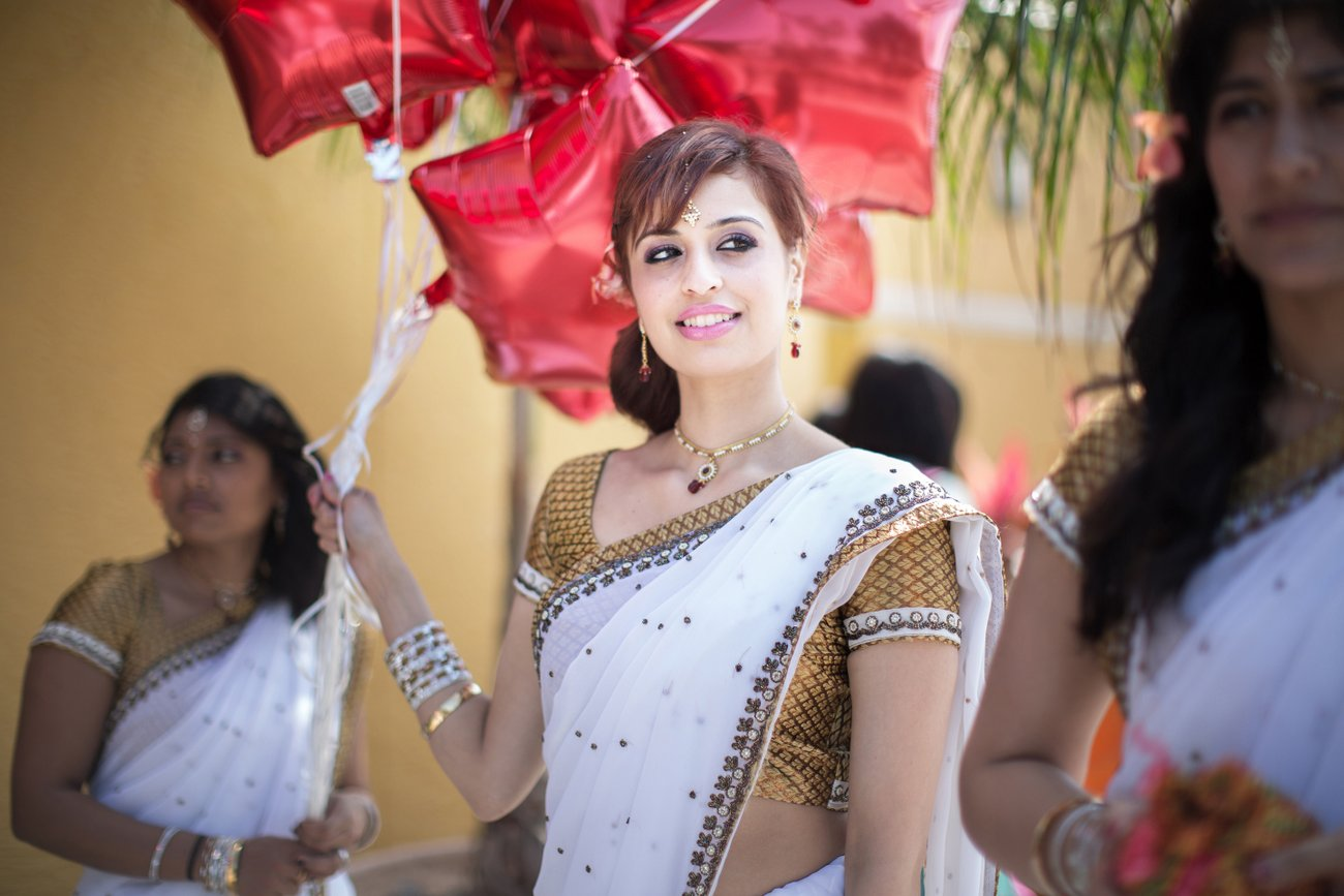 S1-1-332 Sheetal + Guru | Hindu Indian Wedding Photos | South Florida
