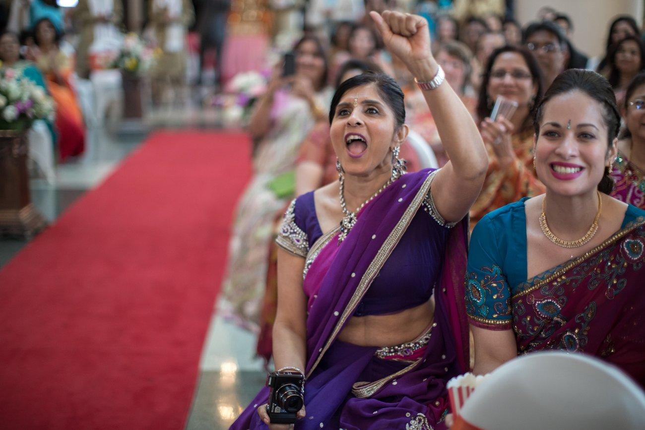 S1-1-738 Sheetal + Guru   Hindu Indian Wedding Photos   South Florida