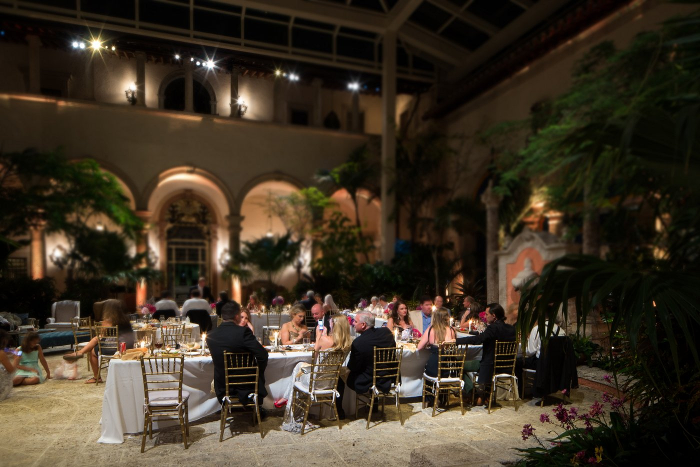 Jon  Melissas Wedding  Vizcaya Museum and Gardens Miami FL  Hring Photography