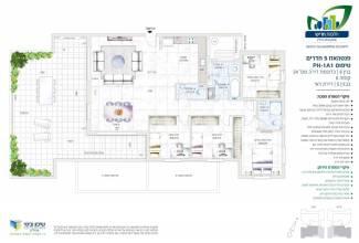 פנטהאוז 5 חדרים PH-1A1