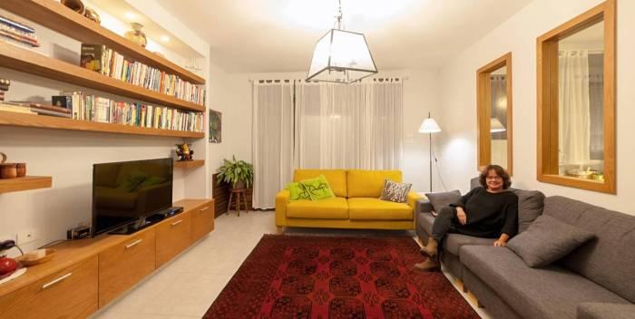 בתים מבפנים חריש   הדירה של נילי תלמי