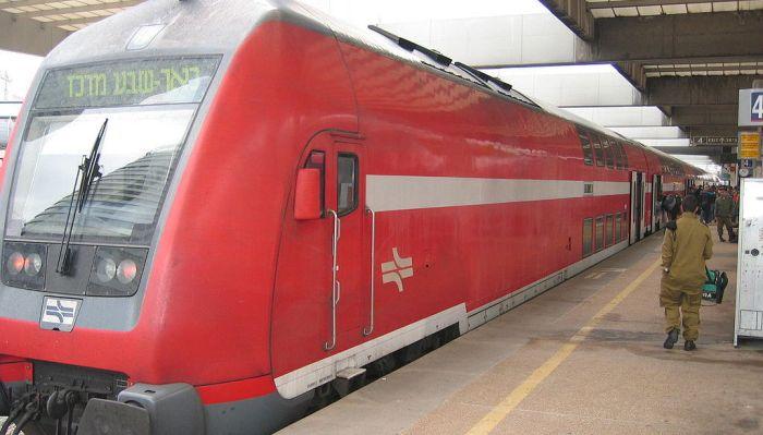 רכבת ישראל. ויקיפדיה