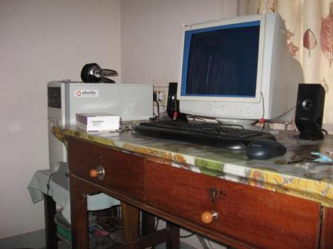 My PC- My P4MONSTER
