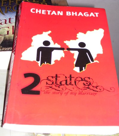 2 States Story Book