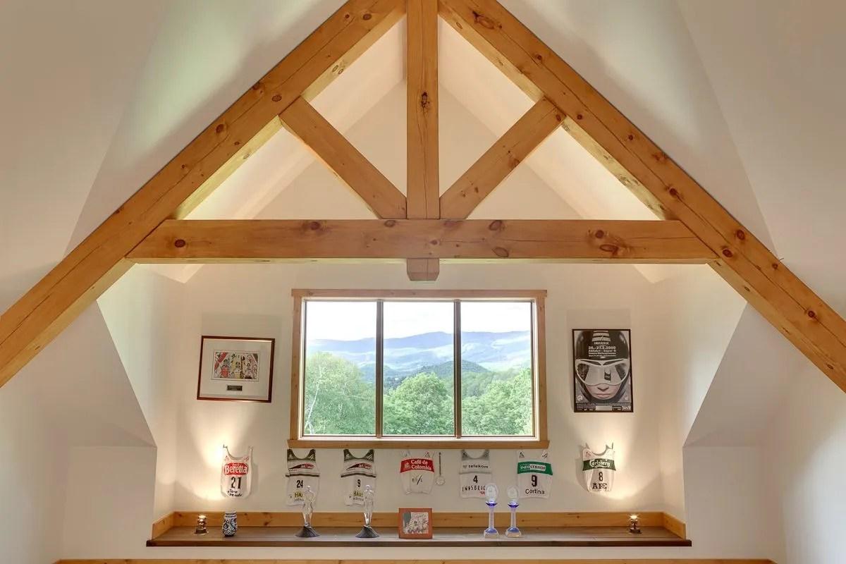 ralisations de bois rond charpenterie et autres projets Harkinsca