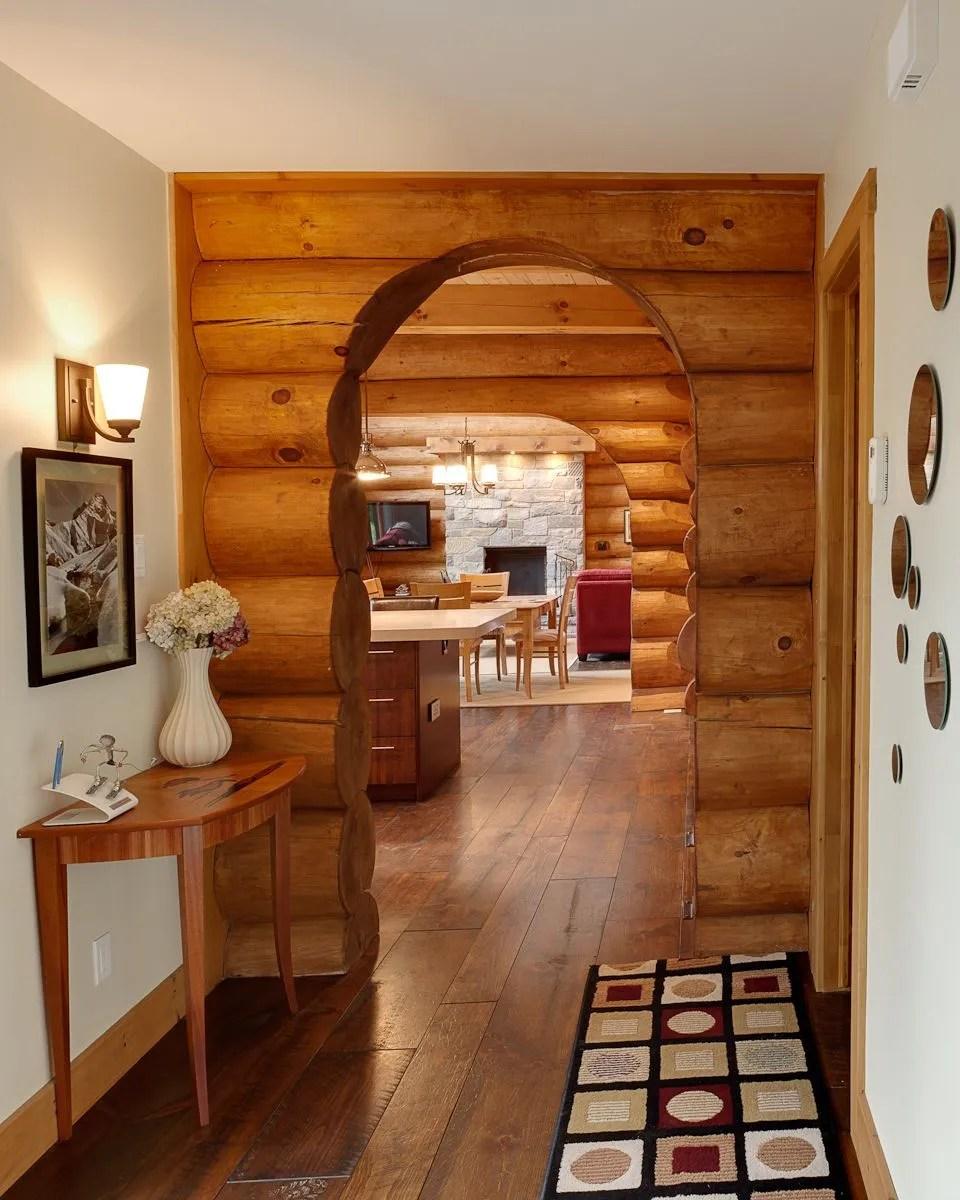 ralisations de bois rond charpenterie et autres projets