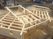Log Homes And Timber Frame Portfolio Harkins.ca