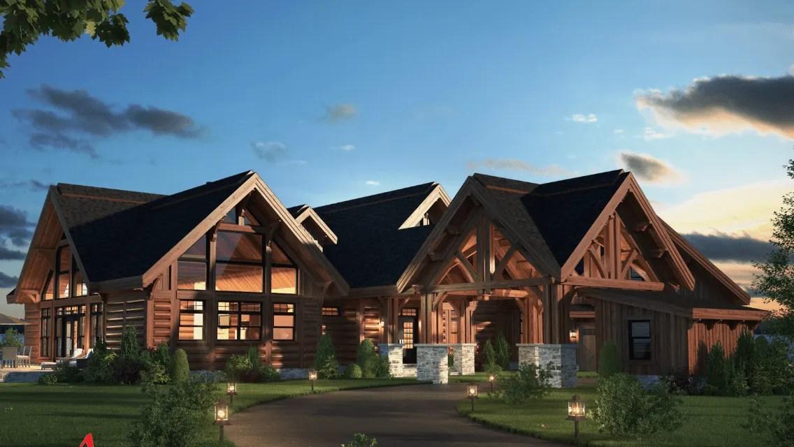 living room show homes color ideas pictures log and timber frame portfolio | harkins.ca
