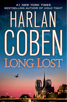 Image result for book cover of long lost by harlan coben