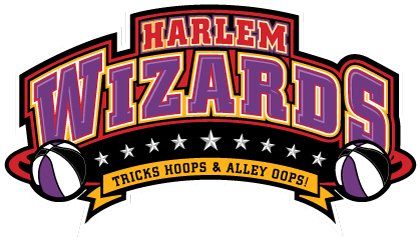 Image result for harlem wizards logo