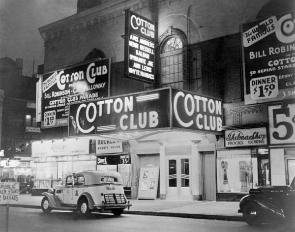 Image result for cotton club stomp show