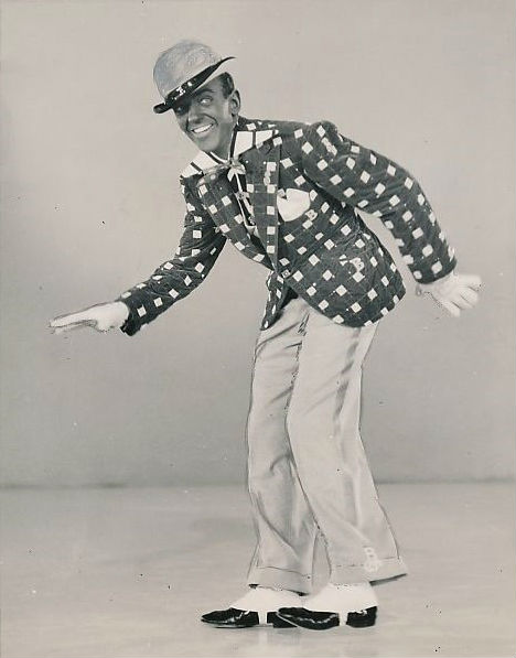 Fred Astaire as boljangles