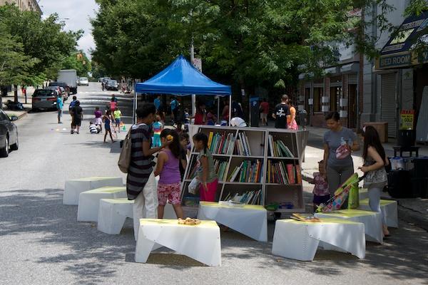 Harlem Library Day