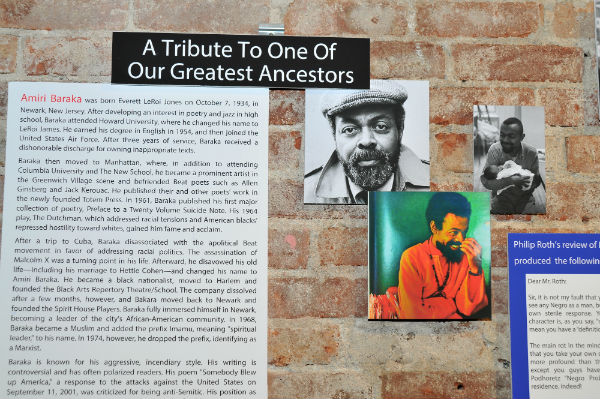 a tribute to Amiri Baraka