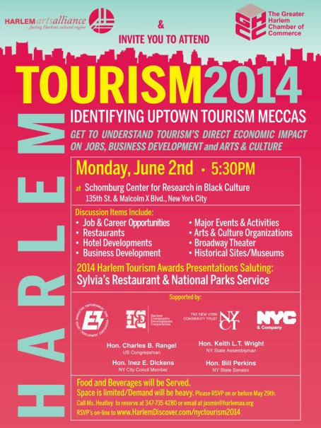 harlem tourism event in harlem