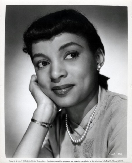 Publicity Still Of Ruby Dee