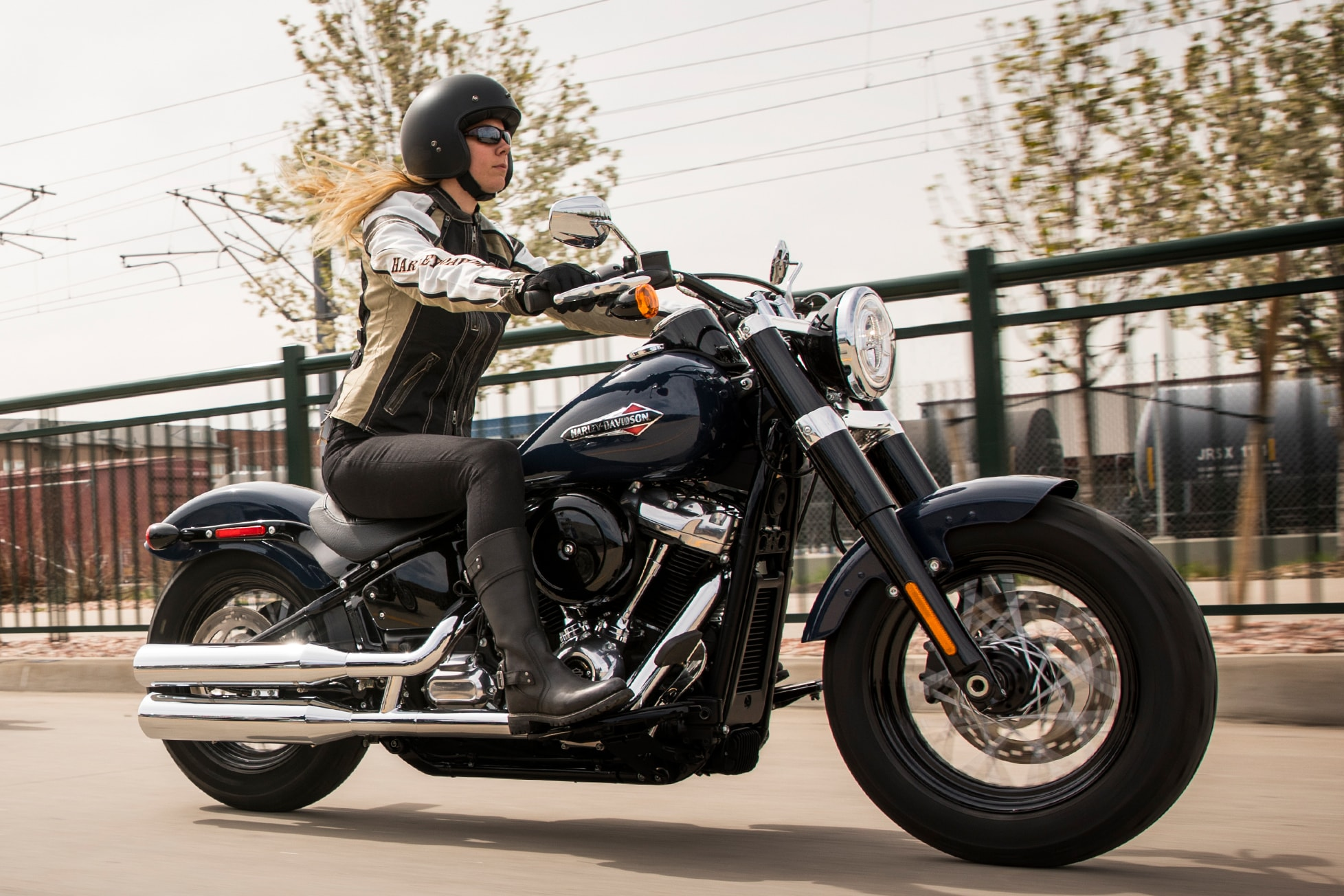 hight resolution of softail promo