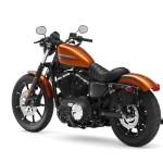 2020 Iron 883 Motorcycle Harley Davidson Brasil