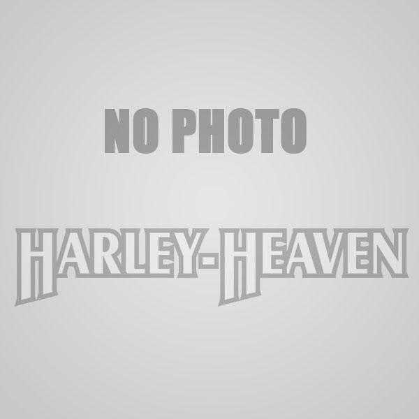 Johnny Reb Mens Lightning Ridge Suede Vest - Black Vests