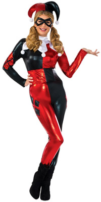 The Best Discount Harley Quinn Costumes