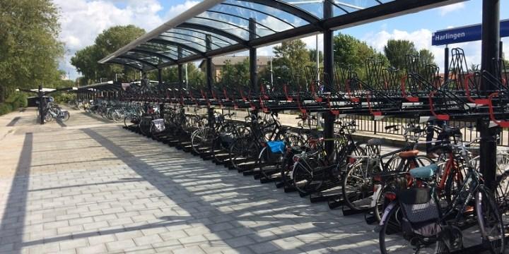 Meer ruimte voor de fiets bij station