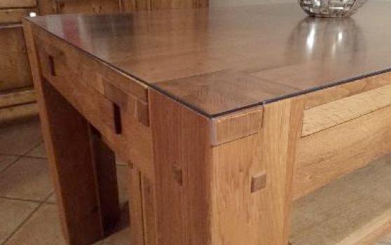 protection de table une table de valeur enfin protegee