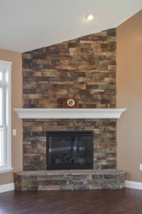 Stacked Stone Corner Fireplaces - 1500+ Trend Home Design ...