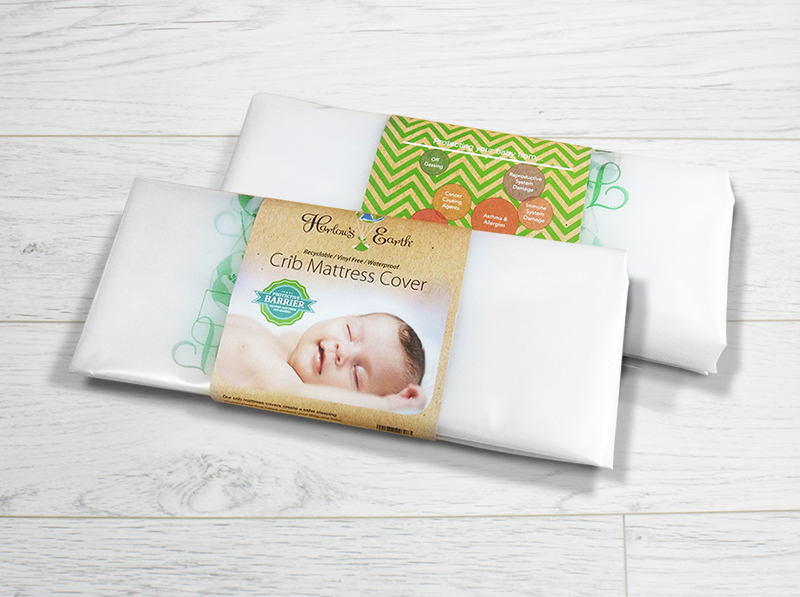 Toxic Crib Mattress? Here's a simple way to protect your baby.