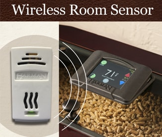 Wireless Room Sensor