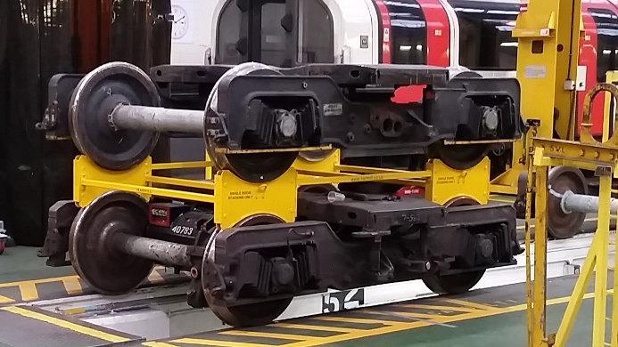 Rail Depot Specialist Storage