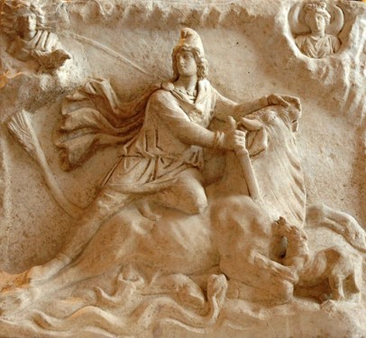 Mithras_Louvre