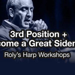 harp workshop roly platt intermediate-advanced