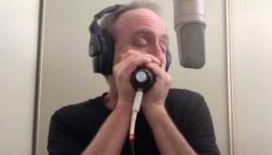 funk harmonica wah wah