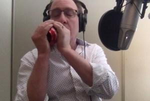 cupping harmonica