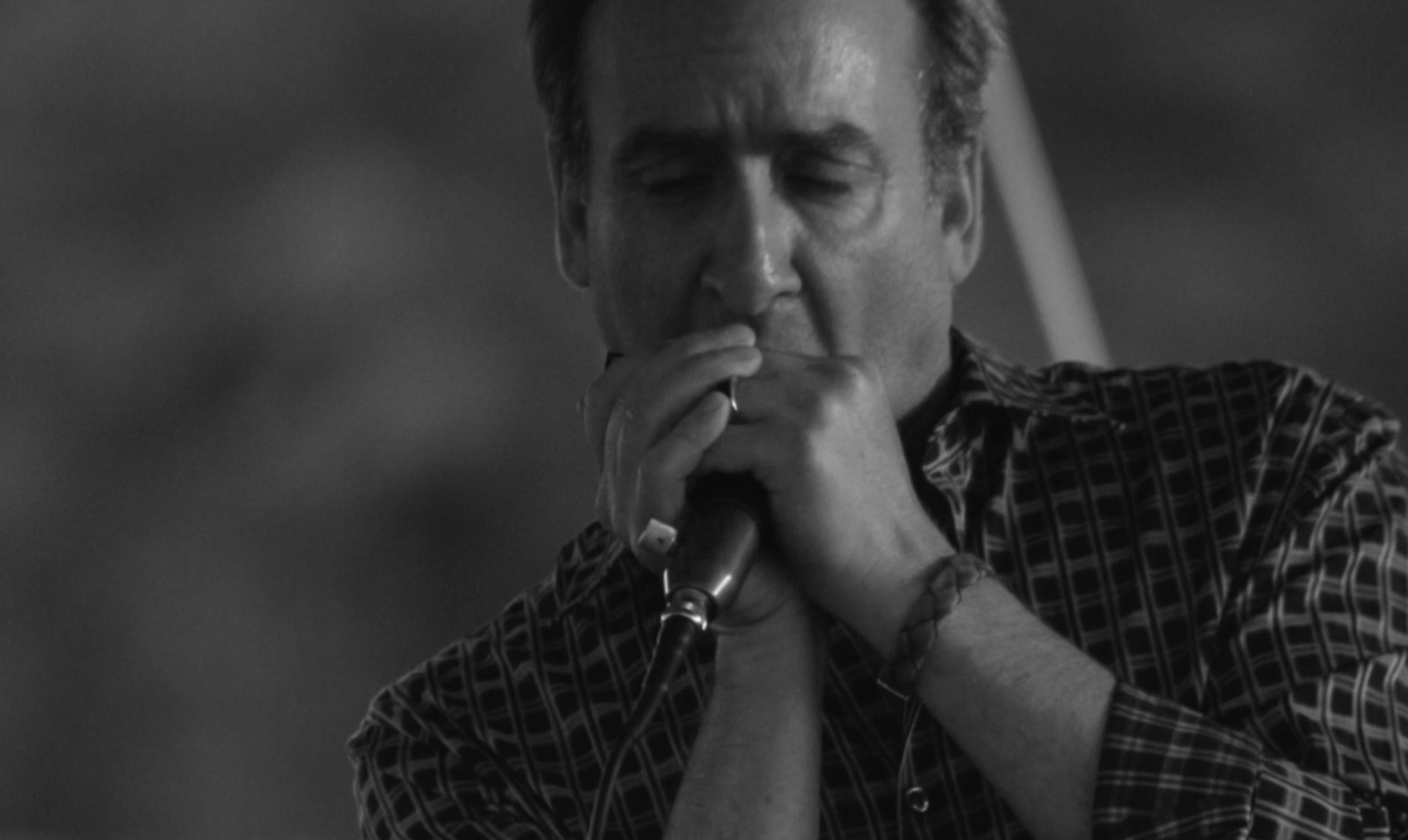 Blues Version of Pop Goes The Weasel – Harmonica