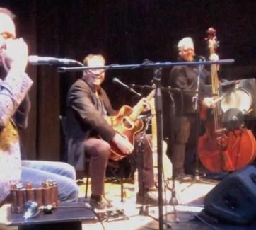 Using the Harp Wah – Live