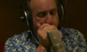 Roky Platt - studio session harmonica player