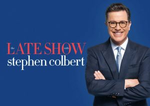 Harmonica The Late Show with Stephen Colbert