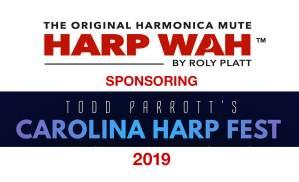 harp fest harp wah Todd Parrott