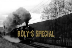 Roly Special - a train song on harmonica by Roly Platt