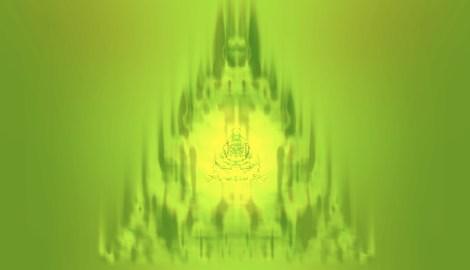 GREEN BUDDHA. 62 © David Hykes 2011