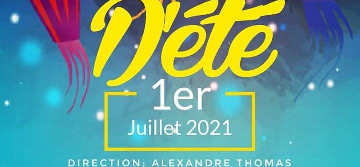 CONCERT D'ETE 01/07/2021