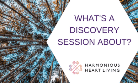 WHAT'S A DISCOVERY SESSION ABOUT?