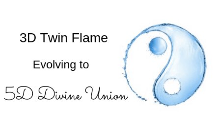 3D Twin Flame Evolving To 5D Divine Union
